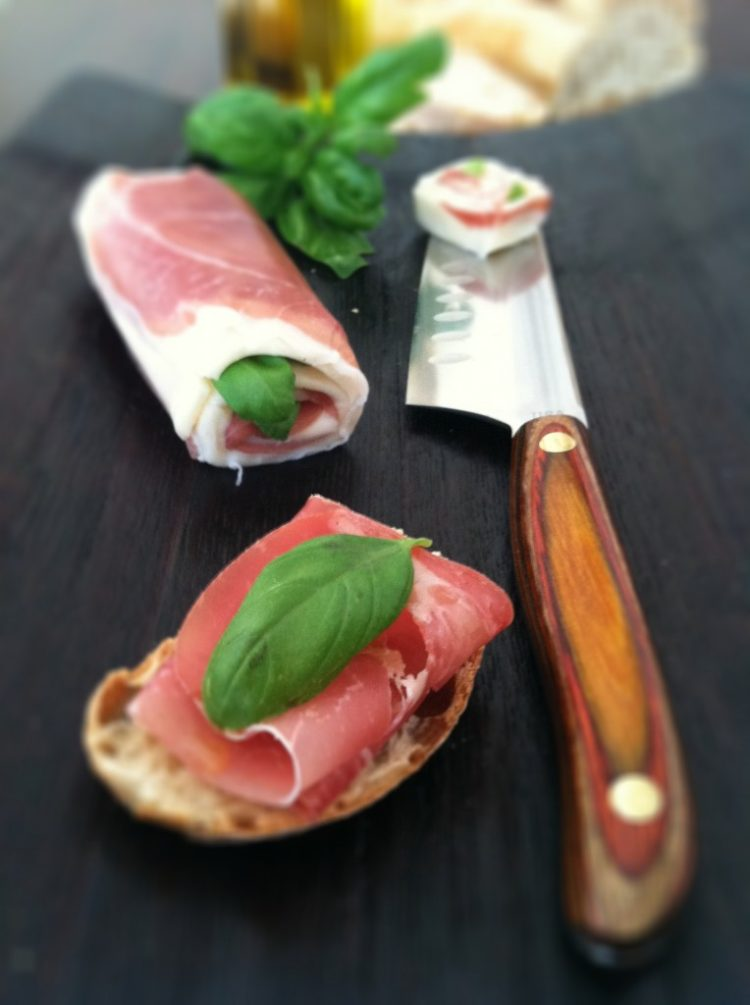prosciutto-mozzarella-and-basil-roll